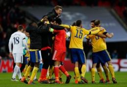 """Dramatiška akistata Londone baigėsi """"Juventus"""" patekimu į ketvirtfinalį, """"Man City"""" - taip pat kitame etape (VIDEO, FOTO)"""