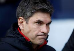 """Southampton"" po sezono parodys duris vyr. treneriui"
