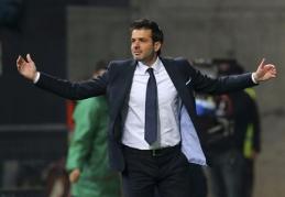 """""""Sparta"""" atleido buvusį """"Inter"""" trenerį"""
