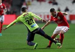 """""""Arsenal"""" nusitaikė į """"Benfica"""" puolėją"""