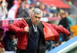 C.Ancelotti atsisakė treniruoti Italijos rinktinę