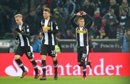 ''Gladbach'' namuose sutriuškino ''Wolfsburg''