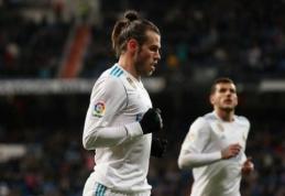 Z. Zidane'as: nėra jokios problemos su Bale'u