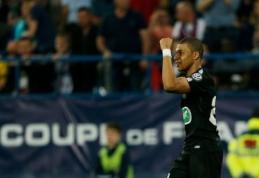 K. Mbappe dublis atvedė PSG į Prancūzijos taurės finalą (VIDEO)
