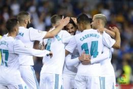 Ispanijoje - skirtingos Madrido komandų pergalės (VIDEO)