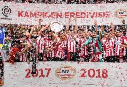 Nyderlandų čempionų titulą užsitikrino PSV