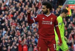 M. Salah pralenkė L. Messi ir C. Ronaldo