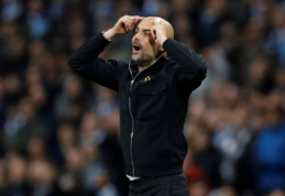 "P. Guardiola: ""Man United"" dar gali laimėti ""Premier"" lygą"