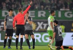 """""""Bundesliga"""": """"Wolfsburg"""" ir """"Augsburg"""" pasidalino po tašką (VIDEO)"""