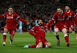"""Prastos naujienos """"Man City"""": į rikiuotę grįžta M.Salah"""