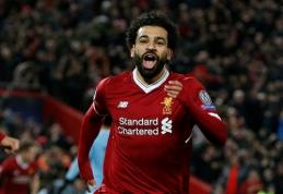"""""""Real"""" paruošė viliojantį pasiūlymą už M.Salah"""