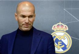 D. Deschampsas: neabejoju, kad Z. Zidane`as taps Prancūzijos rinktinės treneriu