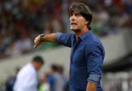 Vokietijos rinktinės vadovas po Z. Zidane'o atsistatydinimo: gerai, kad pratęsėme kontraktą su J. Lowu