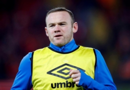 """DC United"" treneris apie W. Rooney: susidomėjimą rodo abi pusės"
