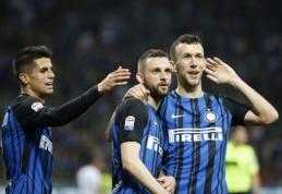 """Mūšis dėl vietos Čempionų lygoje: """"Lazio"""" – """"Inter"""" (apžvalga)"""