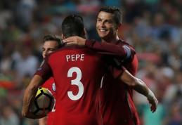 Galutinę sudėtį pasaulio čempionatui paskelbė ir Portugalija