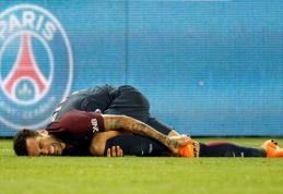 D.Alvesui iškilo grėsmė praleisti pasaulio čempionatą