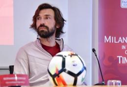 """A.Pirlo: po pralaimėjimo """"Liverpool"""" norėjau baigti karjerą"""