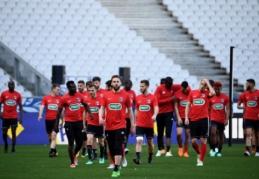 Prancūzijos taurės finalininkų biudžetas nesiekia nė procento PSG resursų
