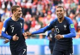"""""""1000 eurų iššūkis"""". R. Vyšniauskas: Danija nėra ta komanda, kuri sustabdys Prancūziją"""