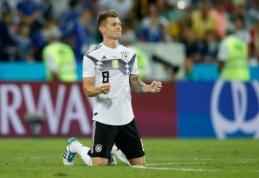 T. Kroosas: žinome, kad Vokietijoje yra žmonių, kurie norėjo mūsų pralaimėjimo