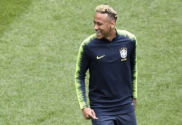 """""""1000 eurų iššūkis. R. Vyšniauskas: Brazilija yra sutverta dominuoti"""