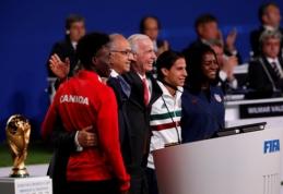 Paskelbtos 2026 metų planetos čempionato šeimininkės, jame bus padidintas dalyvių skaičius