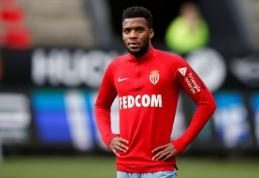 """""""Atletico"""" pasiekė susitarimą su """"Monaco"""" dėl T. Lemaro įsigijimo"""
