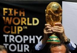 Pasaulio čempionato ritmu: E grupės apžvalga (FOTO, VIDEO)