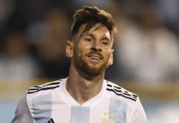 Rivaldo: Messi nėra Argentinos rinktinės legenda