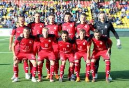 Lietuvos rinktinė savo pasirodymą Baltijos taurėje baigėsi lygiosiomis su latviais