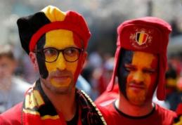 """""""1000 eurų iššūkis"""". R. Vyšniauskas: tikiu, kad Belgija savo darbą padarys"""