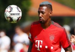"""J. Boatengas lieka """"Bayern"""" gretose, tačiau išvyksta J. Bernatas"""