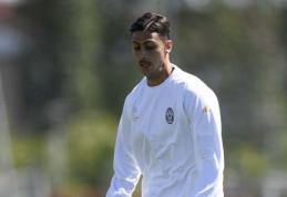 """""""Serie A"""" vienerioms rungtynėms suspendavo ant Dievo pyktį išliejusi žaidėją"""