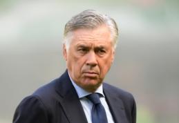 """C. Ancelotti apie savo laiką Vokietijoje: """"Bayern"""" nenorėjo keistis"""