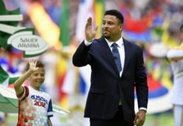 """Ronaldo ketina įsigyti neseniai per visą pasaulį nuskambėjusį """"La Liga"""" klubą"""