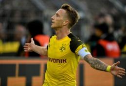 """Pirmą minutę įvartį praleidusi """"Borussia"""" sutriuškino """"RB Leipzig"""""""