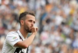 """""""Juventus"""" už M. Pjaničių norėtų dviejų jaunų """"Barcos"""" žaidėjų"""