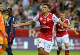 """""""Ligue 1"""": """"Reims"""" namuose pranoko """"Lyon"""" (VIDEO)"""