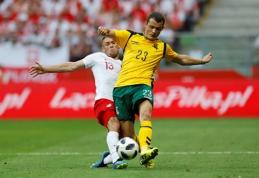 Lietuvos rinktinė smuktelėjo FIFA reitinge