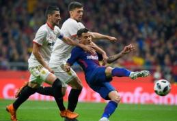 """""""Sevilla"""" įsiutino Ispanijos futbolo federacijos sprendimas"""