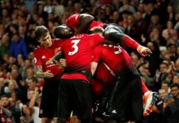 """Premier"" lygos sezonas startavo ""Man Utd"" ekipos pergale (VIDEO)"