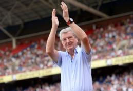 """R. Hodgsonas pratęsė kontraktą su """"Cyrstal Palace"""""""
