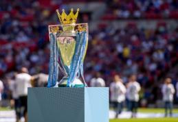 """""""Premier"""" lygos startas: """"Man Utd"""" - """"Leicester"""" (apžvalga)"""