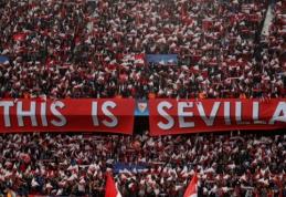 """""""Sevilla"""" sudėtis - 35 kartais vertingesnė nei """"Žalgirio"""""""