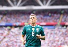 T. Kroosas išrinktas geriausiu Vokietijos metų futbolininku