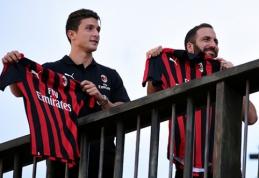 """M.Caldara: """"San Siro"""" stadionas sukelia daugiausiai emocijų visoje Italijoje"""