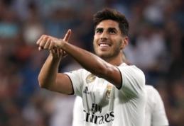 """M. Asensio atskleidė, kodėl nepasirinko 7-ojo numerio Madrido """"Real"""" klube"""