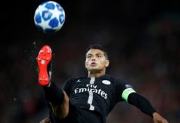 Thiago Silva - keturių Italijos klubų taikinyje