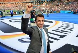 """Prieš 25 metus """"Juventus"""" debiutavęs A.Del Piero prisiminė trenerio patarimą"""